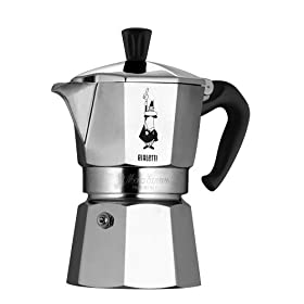 Stove Top Espresso Maker Popular In Other Parts Of The World These Things Have Remained Inexplicably Unknown To Most Americans They Make A Strong