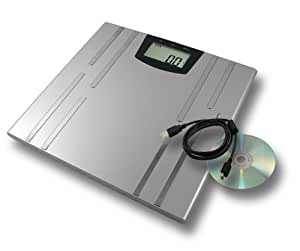 American Weigh Bioweigh Usb Bmi Fitness Scale 330 X 0.2 Pound