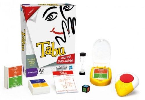 Hasbro Tabu jetzt bestellen