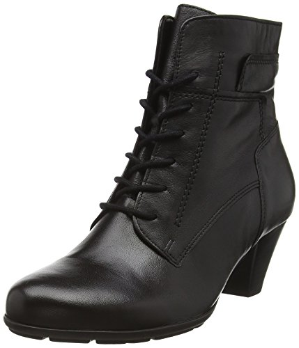 Gabor Shoes Basic, Stivaletti Donna, Nero (Schwarz 27), 38.5 EU