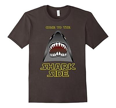 Come to the Shark Side Funny Shirt Tshirt