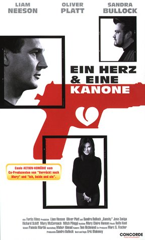 Ein Herz & eine Kanone [VHS]