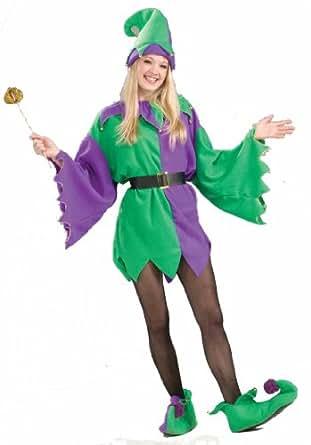Costume Mardi Gras Jolly Jester Amazon.co.uk Clothing
