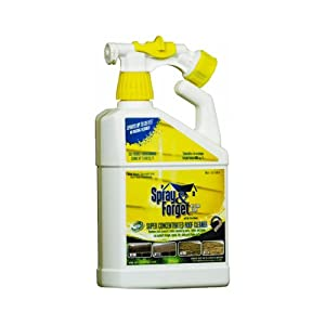 Spray & Forget Sfsrc-6q Super Concentrated Roof Cleaner