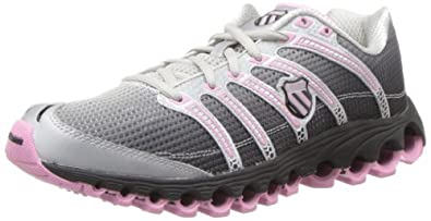 Buy K-Swiss Ladies Tubes Run 100 Running Shoe by K-Swiss