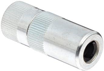 "Alemite 308730 Hydraulic Coupler, Narrow Type, 1/8"" Female NPTF"