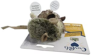 OurPets Play-N-Squeak Twice the Mice Cat Toy, 2pc