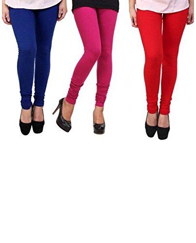 WOMENS-LEGGINGS-Pack-of-3