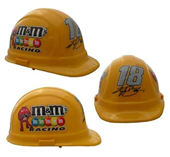 Buy Kyle Busch - NASCAR Logo Hard Hat by Tasco