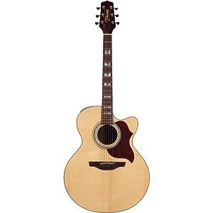 takamine g series eg523sc jumbo acoustic electric guitar natural musical instruments. Black Bedroom Furniture Sets. Home Design Ideas