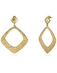 NewU Accessories Stud Earrings For Women (Golden) (30050808)