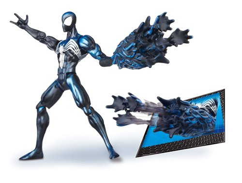 The Amazing Spider-Man Comic-Reihe Spiderman Action-Figur Plasmakanone günstig online kaufen