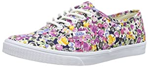 Vans Authentic Lo Pro W chaussures 7,5 floral/violet