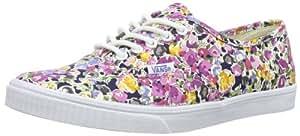 Vans - Basket Athentic Lo Pro Floral Multicouleur VT9NAX0