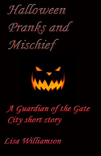 E-book - Halloween Pranks and Mischief by Lisa Williamson