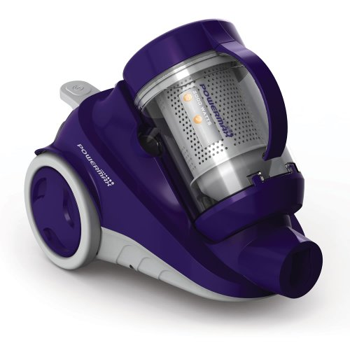 [hsb Value+ Bundle] Vax Cylinder Purple 2000w Vrs11p [2000w] With Mf® Chenille® Cleaning Glove Picture