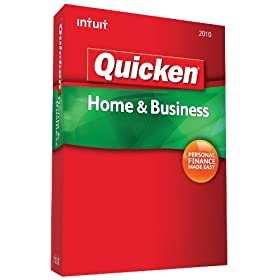 Quicken Home & Business 2010