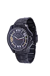CAMERII Analogue Black Mens Watch - WM84