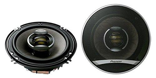 Pioneer TSD1602R 6.5-inch Two-Way Speakers