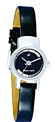 Fastrack Core Analog Black Dial Womens Watch - NE2298SL04