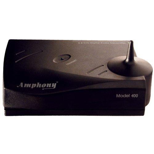 5.8 Ghz Multi-Channel Audio Transmitter, Model 400