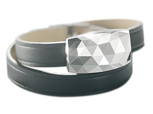 Netatmo June Bracelet UV connecté pour Smartphone - Platine