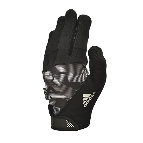 Adidas Guanti Performance, unisex, Full Finger Performance, camouflage, M