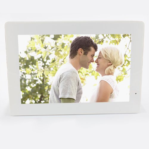 Orierchant Best 10Inch Lcd Digital Photo Picture Frame Mp3 Movie White
