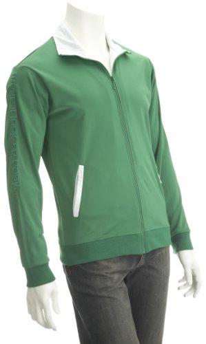 Trikki Zero Mens Sweatshirt Green Large