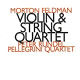 Violin And String Quartet (Pellegrini Quartet, Rundel)