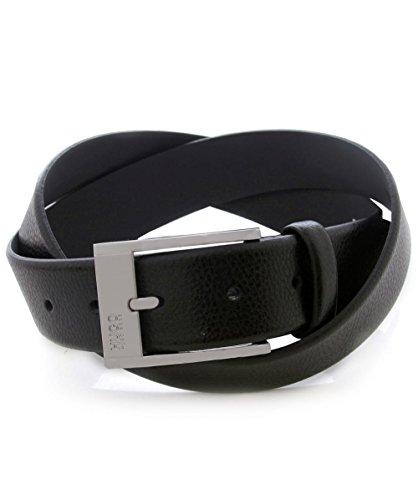 Hugo Boss Black Cintura in pelle di C-Ellot UK 32 Nero