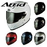 OGKカブト/AFFID/アフィード/システムヘルメット/システムヘルメット サイズ:M カラー:ホワイトメタリック