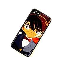 名探偵コナン 江戸川コナン iPhone5 カバー ケース Apple Softbank au MA-130