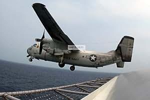 C 2a Greyhound Logistics Aircraft Amazon.com: Photo A US...