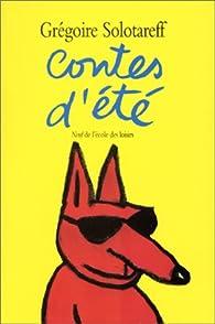 Contes d'�t� par Gr�goire Solotareff