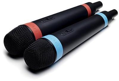SingStar Wireless Microphones (PS3) by Sony