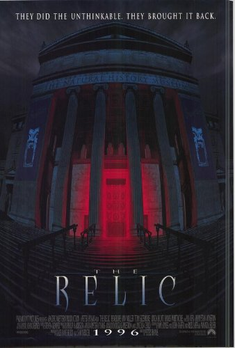 the-relic-poster-11-x-17-inches-28cm-x-44cm-1996-style-b