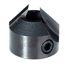 Freud 7013L 18-Millimeter Outside Diameter by 7-Millimeter Inside Diameter Left Turn Carbide Tipped Counter Sink for Spindle Boring Machine Bit