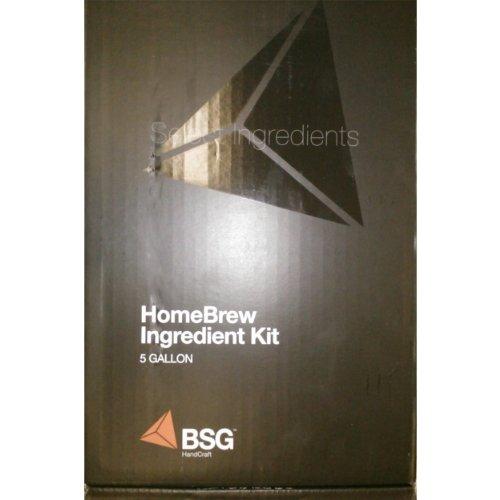 BSG HandCraft Irish Stout HomeBrew Ingredient Kit