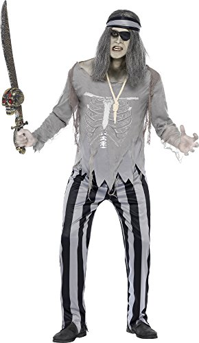 Ghost Ship Pirate Shipmate Costume