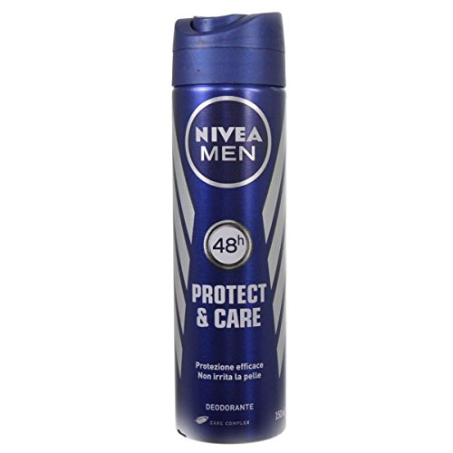Nivea Deodorante Men Protect & Care Spray - 150 ml