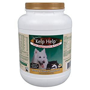 Kelp Help - 4 pounds - All Natural Skin & Coat