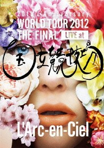 20th L'Anniversary WORLD TOUR 2012 THE FINAL LIVE at 国立競技場(通常盤LIVE DVD2枚組)