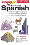Oxford Take Off in Latin American Spanish: Course book