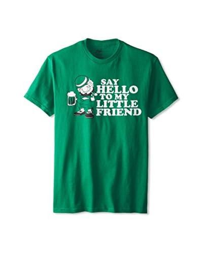Freeze Men's Say Hello To My Little Friend Crew Neck T-Shirt
