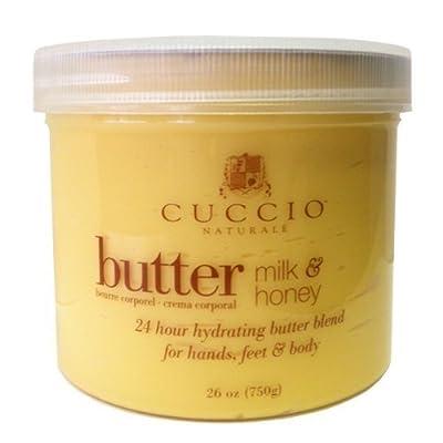Cuccio Naturale Milk and Honey Butter Blend 26oz (750g)