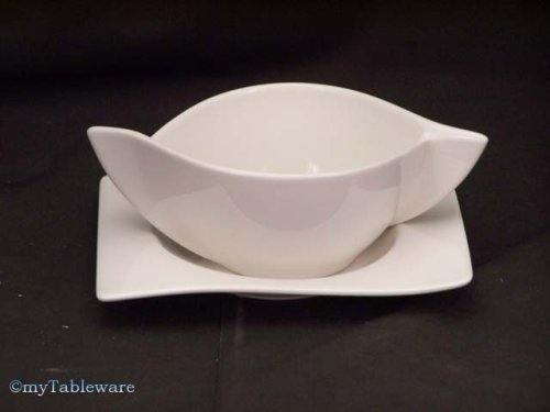 VILLEROY & BOCH NEW WAVE CREAM SOUP BOWLS & LINERS - Buy VILLEROY & BOCH NEW WAVE CREAM SOUP BOWLS & LINERS - Purchase VILLEROY & BOCH NEW WAVE CREAM SOUP BOWLS & LINERS (VILLEROY & BOCH - FINE CHINA - METROPOLITAN COLLEC, Home & Garden, Categories, Kitchen & Dining, Tableware)