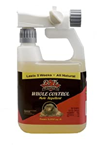 Dr. T's DT376 Whole Control Liquid Mole Repellent 32 Ounce Ready-to-Spray (Discontinued by Manufacturer)