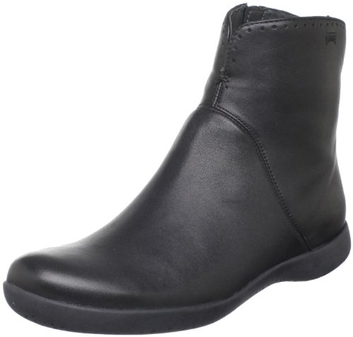 Camper Women's Spiral Pasan Negro Ankle Boots 46298-004 6 UK