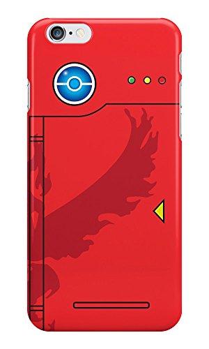 Equipo-Valor-temticas-Pokedex-Telfono-mvil-Pokemon-Go-Apple-iPhone-cubierta-de-plstico-rojo-Equipo